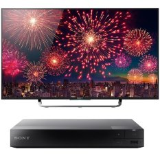 Hình ảnh Tivi LED Sony 43inch Full HD – Model Bravia KDL-43W750D (Đen) + Tặng 1 Đầu đĩa Bluray Sony BDP-S1500 (Đen)