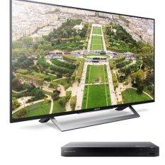 Hình ảnh Tivi LED Sony 49inch Full HD – Modle Bravia KDL-49W750D (Đen) + Tặng 1 Đầu đĩa Bluray Sony BDP-S1500 (Đen)