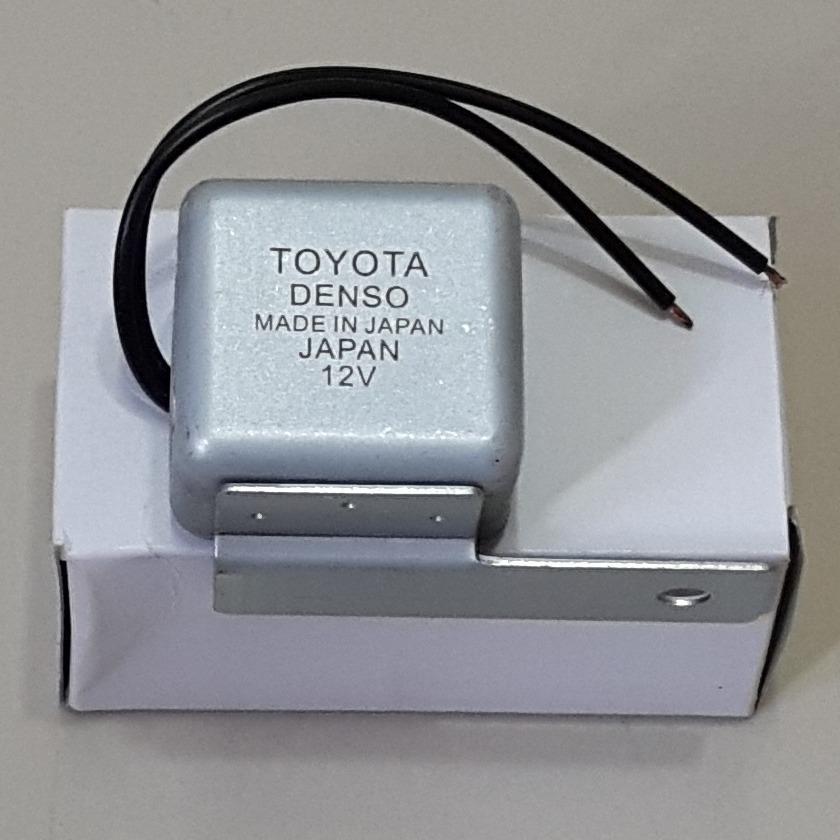Cục kêu Xi Nhan Ting Tong DENSO TOYOTA - Dành cho Xe máy và ô tô - Made in Japan.