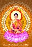 Bán Tranh Dan Tường Vtc Bổn Sư Thich Ca Mau Ni Phật 3 Vtc Nguyên