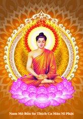 Bán Tranh Dan Tường Vtc Bổn Sư Thich Ca Mau Ni Phật 3 Rẻ