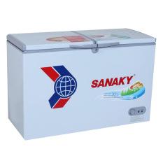 Tủ Đong 1 Ngăn Sanaky Vh 3699A1 370L Trắng Nguyên