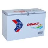 Bán Tủ Đong 2 Ngăn Sanaky 2899W1 280L Trắng Mới