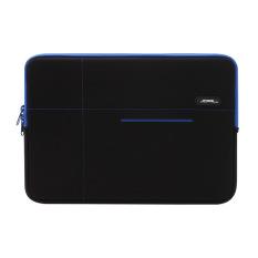 Ôn Tập Trên Tui Chống Sốc Jcpal Neoprene Sleeve 13In Cho Macbook Air Pro Đen Viền Xanh Dương