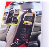 Bán Tui Đựng Đồ Treo Thanh Ghế O To 3P Auto Cao Cấp Senviet Sv126 Đỏ Phối Đen Mới