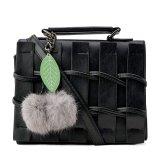 Giá Bán Tui Hang Rao Kem Bong Thời Trang Letin Fashion Handbags T6868 10 210 Đen Rẻ