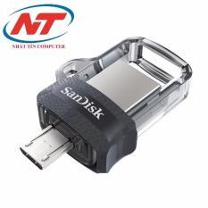 Giá Bán Usb Otg Sandisk Ultra 128Gb Dual Drive M3 Bạc Sandisk Nguyên