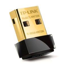 Mã Khuyến Mại Usb Thu Song Wifi Tp Link Wn725N Đen Rẻ