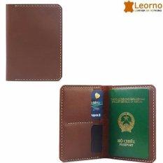 Ví Da Passport Handmade VD39 Giá Cực Cool