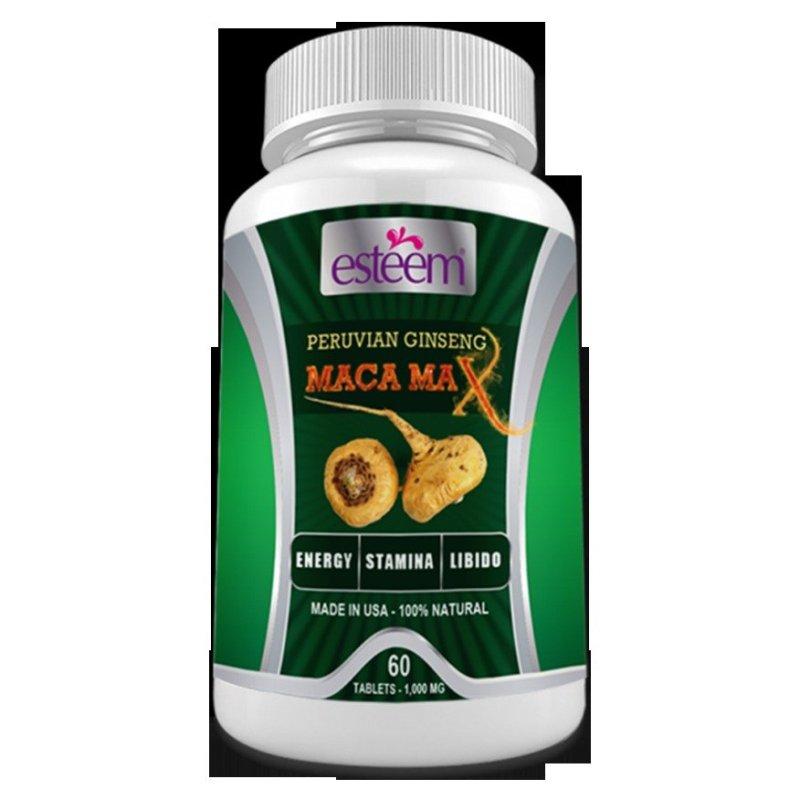 Viagra tự nhiên cho đôi lứa thăng hoa Esteem Maca Max 60 viên