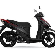 Xe tay ga Suzuki Address 2016 - Đen mờ
