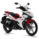 Bán Mua Trực Tuyến Xe Con Yamaha Exciter Rc 2016 Trắng Đỏ