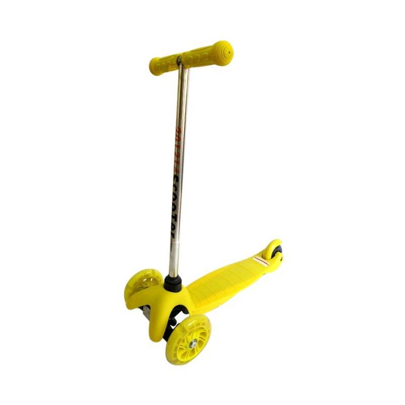 Mua Xe trượt cao cấp MT Scooter 3 in 1 (Vàng)