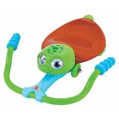Giá bán Xe trượt ngồi hình con rùa Razor Jr. Twisti Turtle Scooter (Nâu/Xanh) dành cho trẻ từ 18 tháng tuổi