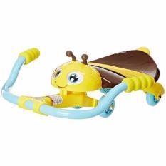 Giá bán Xe trượt ngồi hình con ong Razor Jr. Twisti Lil Buzz Scooter (Nâu/Vàng) dành cho trẻ từ 18 tháng tuổi