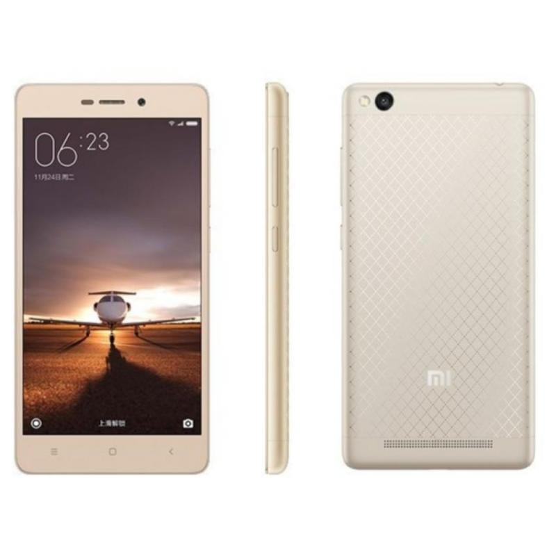 Xiaomi Redmi 3 16GB ( Vàng ) - Hàng nhập khẩu