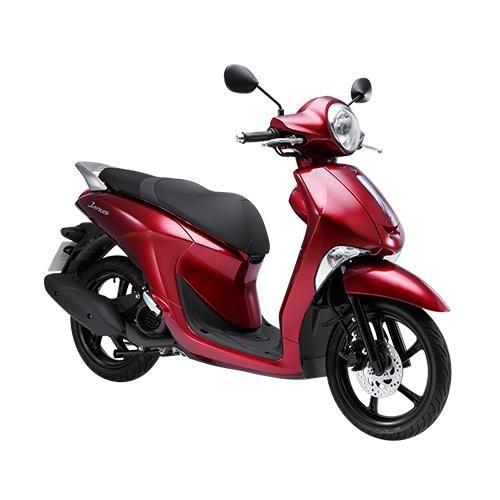 Mua Xe Yamaha Janus Premium 2018 Đỏ Tặng Non Bảo Hiểm Ao Mưa Moc Khoa Xe Yamaha Trực Tuyến