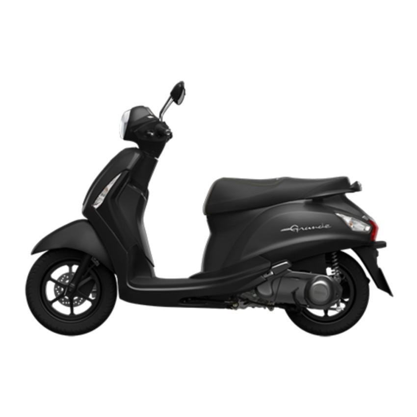 Xe Yamaha Grande Premium 2018 Đen Nham Tặng Non Bảo Hiểm Ao Mưa Moc Khoa Xe Hồ Chí Minh Chiết Khấu