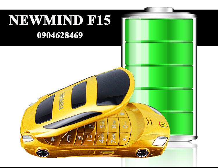 Điện thoại siêu xe NEWMIND F15
