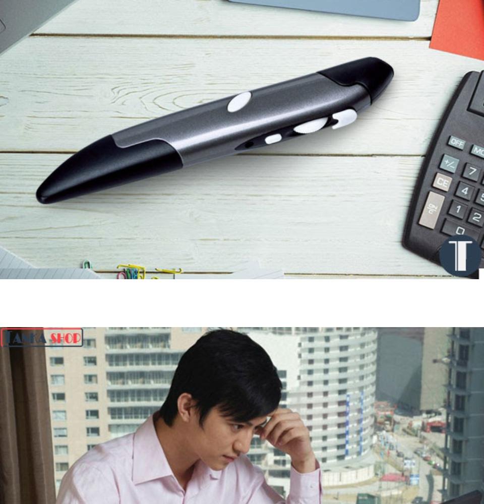 Bút chuột không dây Pen Mouse CPR-03 New