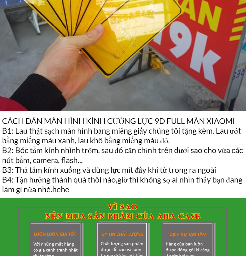 Kính Cường Lực Xiaomi redmi note 7, 7 pro, note 5, note 5 pro, note 4x, note 8, note 8 pro, note 9s, cường lực xiaomi mi 8, mi 8 pro, mi 8 lite, mi 9, mi 9t, mi 9se, mi 9 lite, dán cường lực xiaomi redmi 6, redmi 6a, redmi 7, redmi 8 kính 9d Full 7