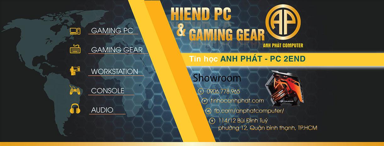 Máy tính chơi game AMD Ryzen Threadripper 2990WX Ram 32GB Hdd 6TB Ssd 500GB  Vga RTX2080TI