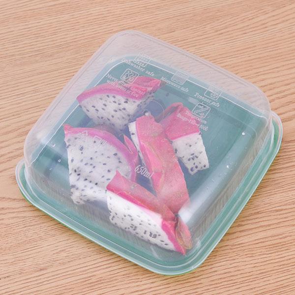 Bộ 17 hộp nhựa đựng thực phẩm bảo quản thức ăn cho tủ lạnh cao cấp