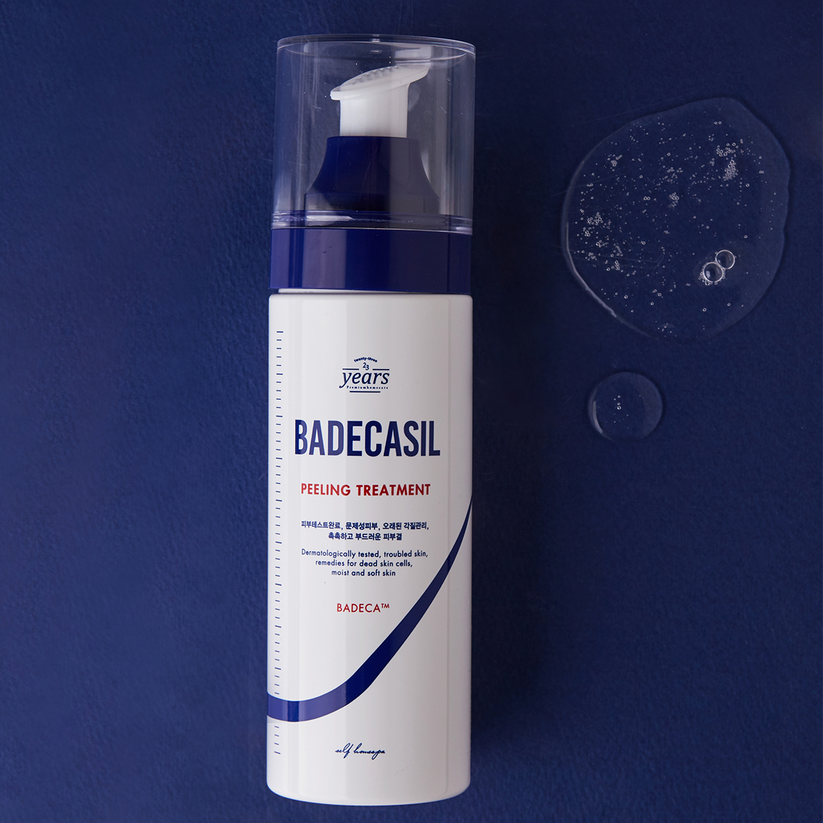 Image result for 23 Years Old Badecasil Peeling Treatment