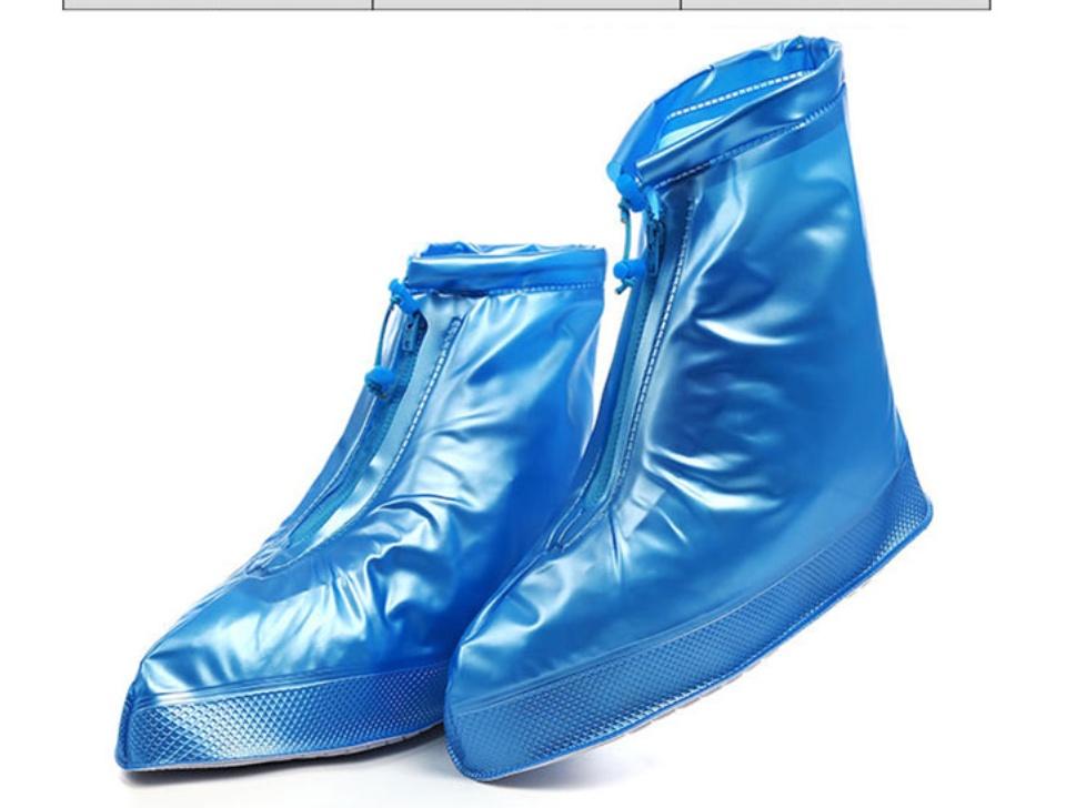 Giày đi mưa dáng bệt không ngấm nước thông minh chống trượt siêu bền 7