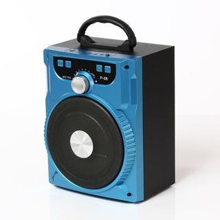 [HCM]Loa Kẹo Kéo Có Mic Hát Karaoke Nghe Nhạc Bluetooth Loa bluetooth loa kraoke cắm thẻ nhớ nghe đài FM Siêu Hay - Tặng kèm Mic thumbnail