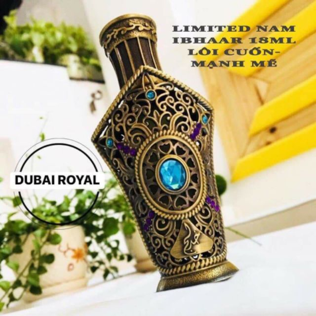 Nước hoa Dubai nội địa Fakhar Lattafa   sắc hương nồng nàn quyến rũ