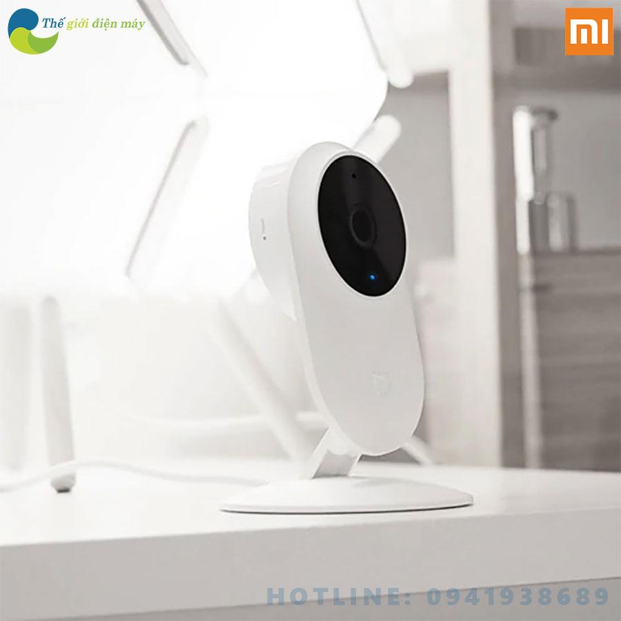 Camera giám sát xiaomi mijia IP fullHD 1080P góc 130 độ bảo hành 12 tháng  có đèn hồng ngoại quay đêm cảnh báo chuyển động đàm thoại 2 chiều - thế giới