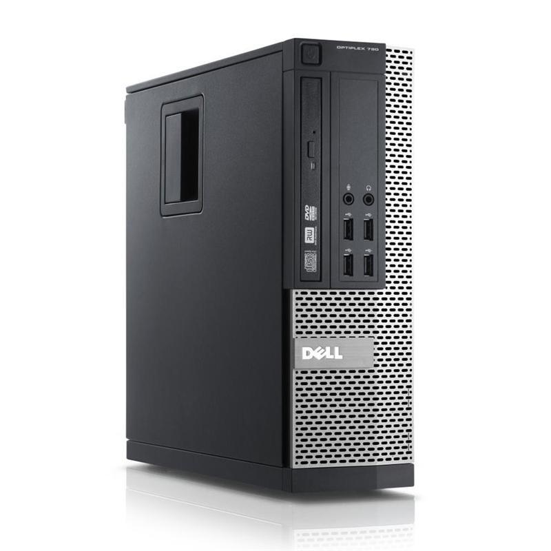 Máy tính đồng bộ Dell Optiplex 790 core i3 RAM 4GB SSD 240GB - Hàng nhập khẩu