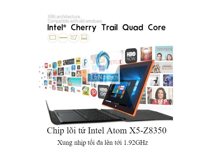 Laptop 2 trong 1 iRulu Walknbook W20 Windows 10 + Android