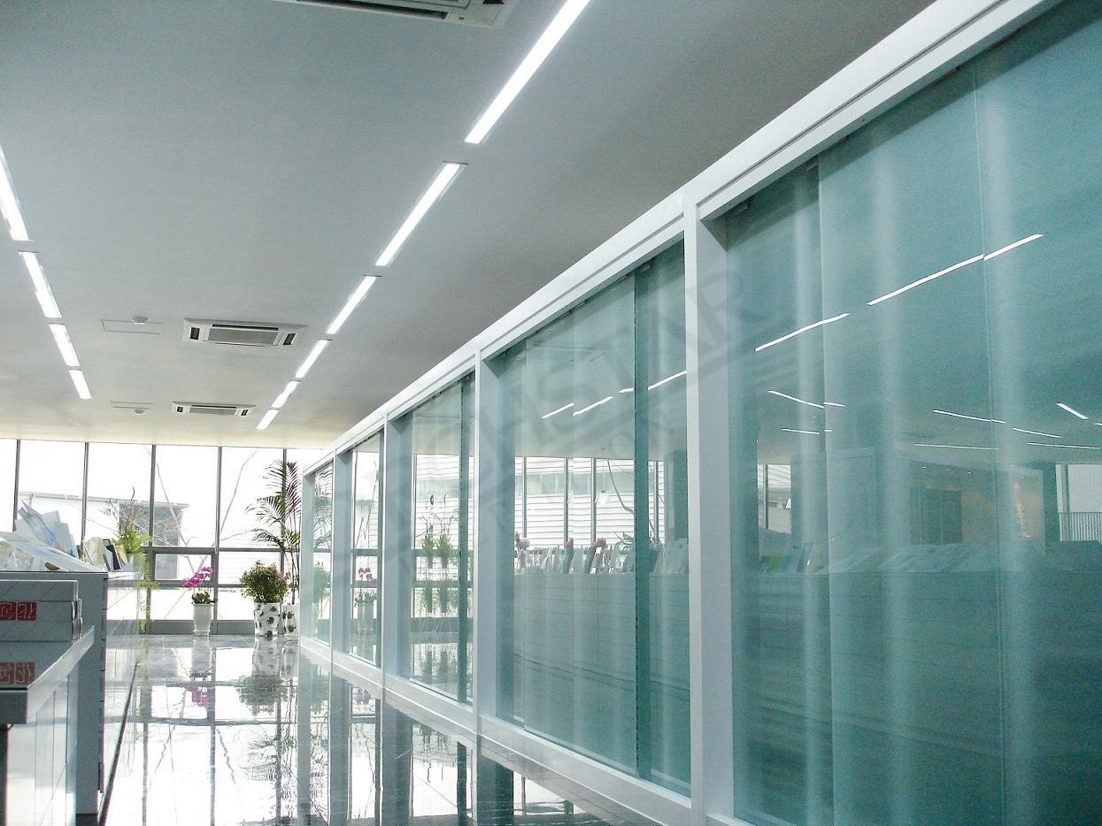 Đèn led tuýp bán nguyệt 0.6m công suất 22W (C02-04-22) chiếu sáng văn phòng