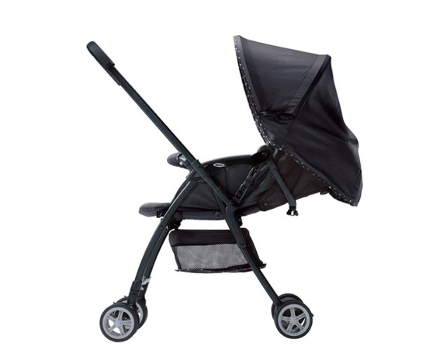 Xe đẩy trẻ em Aprica Karoon SX 92551  Đen
