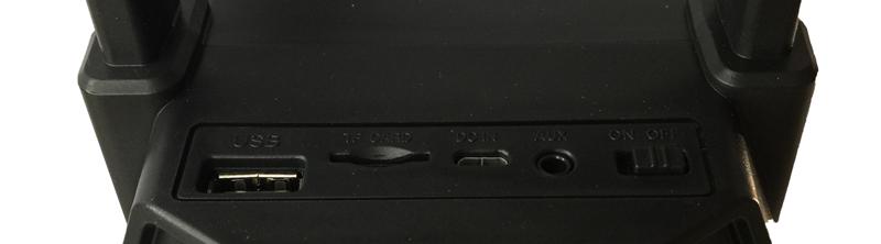 Loa Bluetooth Mini WSIEIR Model: WS -1803 - 3