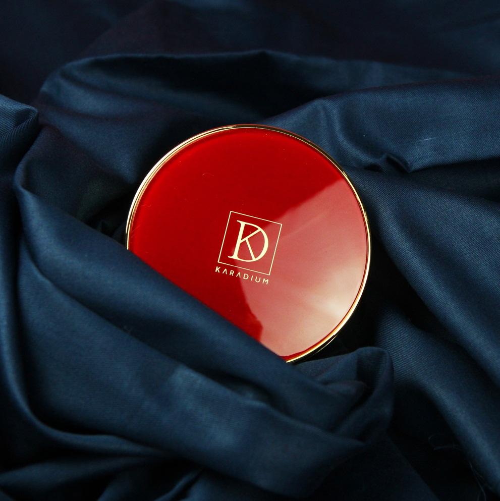 Kết quả hình ảnh cho Cushion Karadium Sparkle Tone Up Air #21