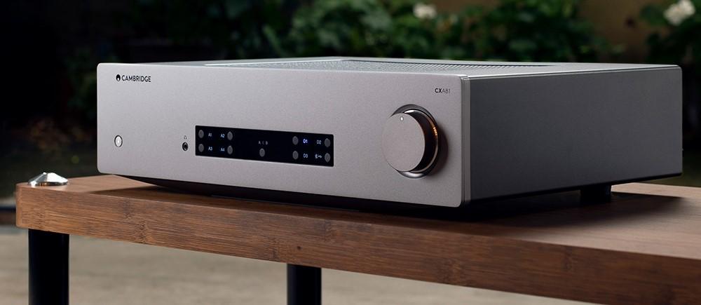 Ampli tích hợp Cambridge Audio CXA81 Lunar Grey (Ảnh 3)