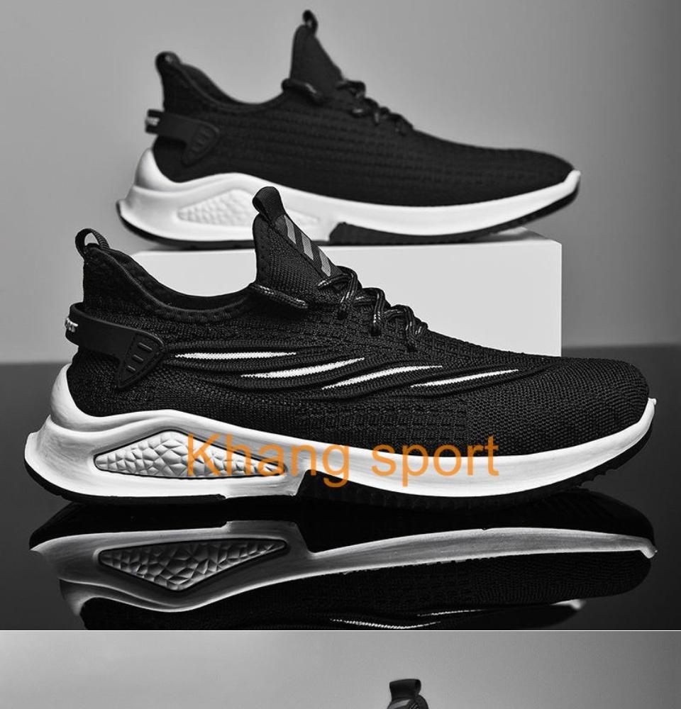 Giày nam sneaker đế cao su Khang Sport giày thể thao nam G639 3