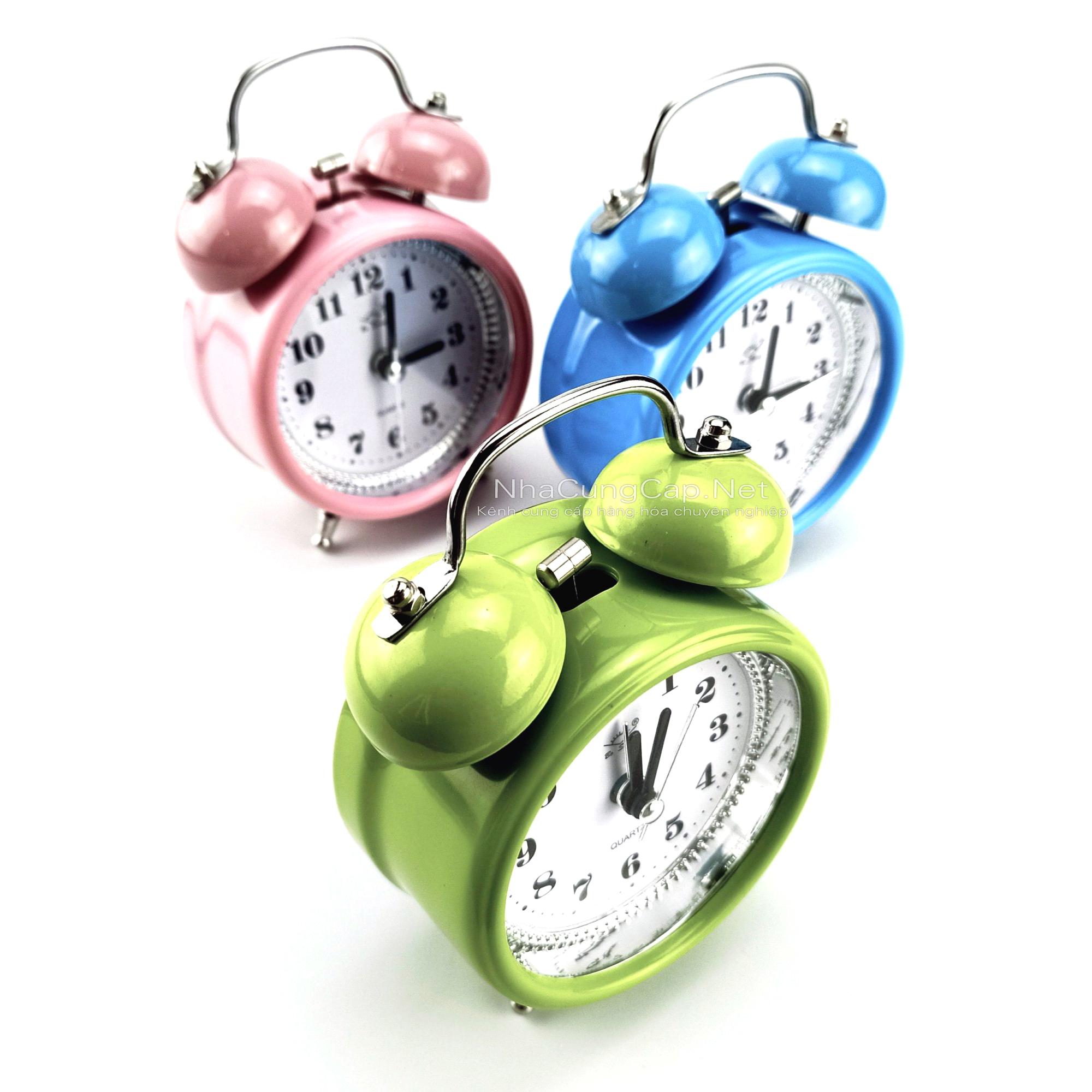 Đồng hồ báo thức - 4