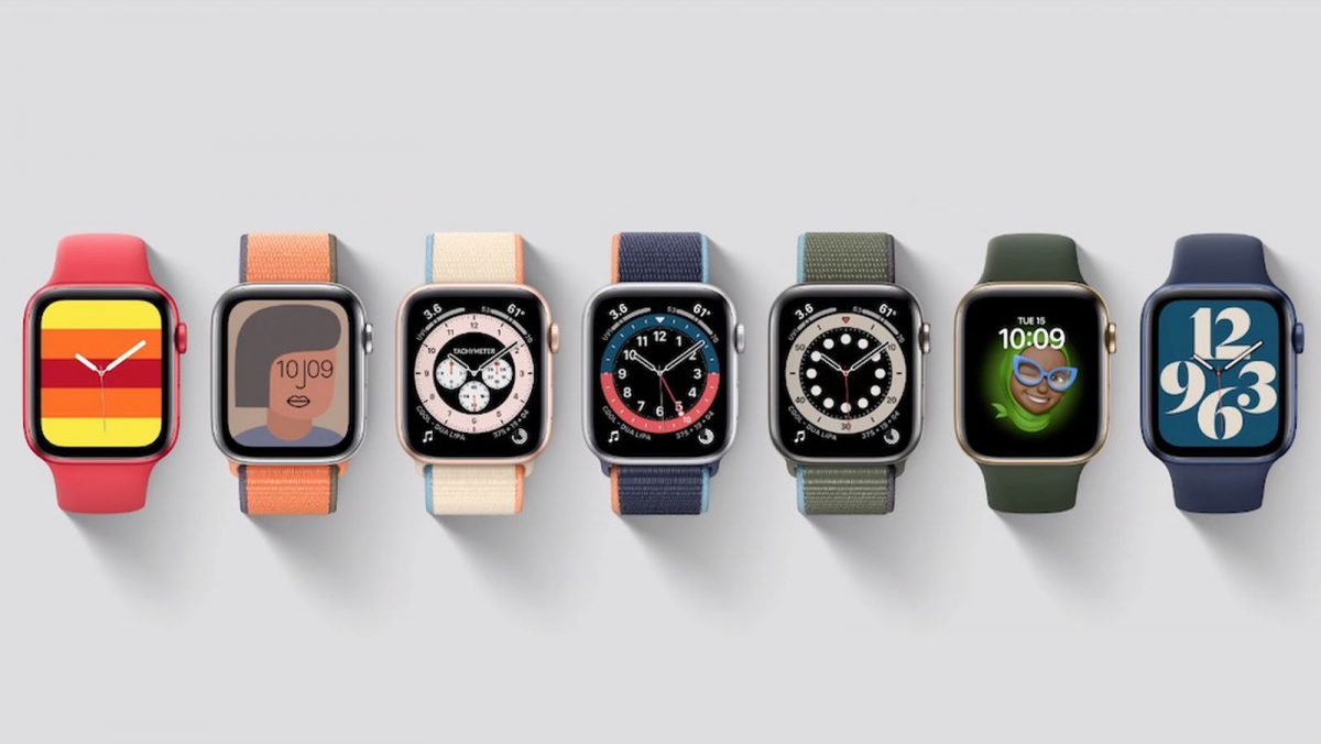 MEGA SALE 11.11] Apple Watch Series 6 40mm GPS - Genuine VN/A - 100% New (Not Activated, Not Used) - 12 Months Warranty At Apple Service - 0% Installment Payment via Credit