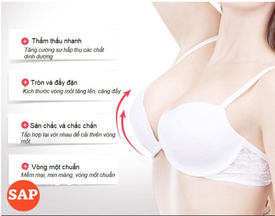 Tinh Dầu Nở Ngực PAPAYA Tăng Vòng 1 Hiệu Quả Tinh Khiết Tự Nhiên 4
