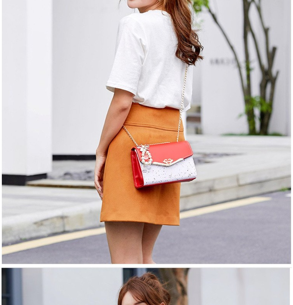 Túi Đeo Chéo Nữ Phong Cách Hàn Quốc Phù Hợp Với Mọi Set Đồ, Túi xách nữ, Túi đeo chéo nữ tui đeo nữ, túi xách nữ, túi đeo chéo, túi xách nữ sang chảnh 4