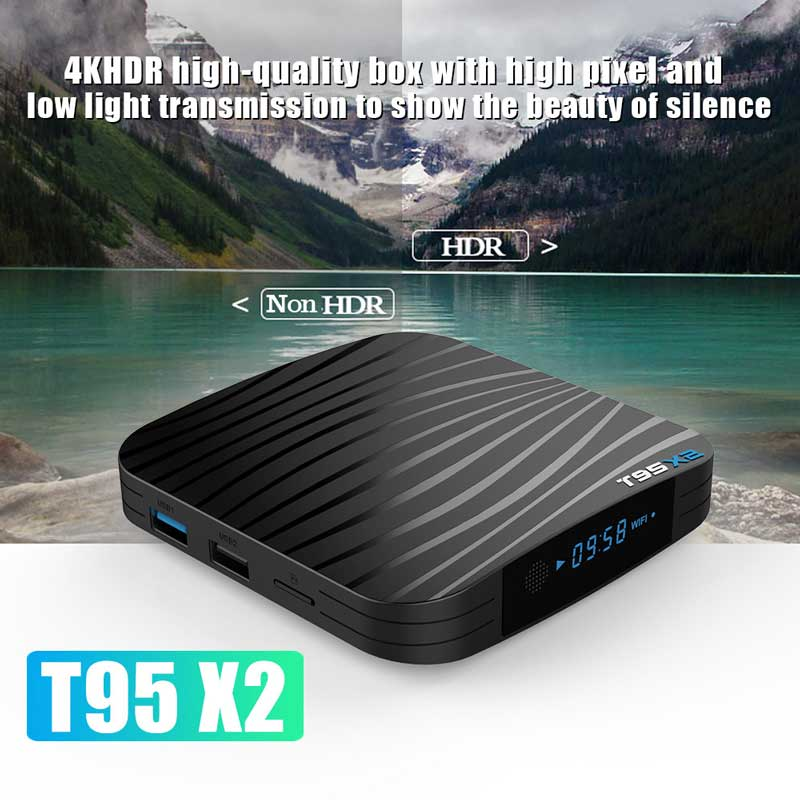 Android tv box Enybox T95X2 Ram 2GB Rom 16GB Android 8.1