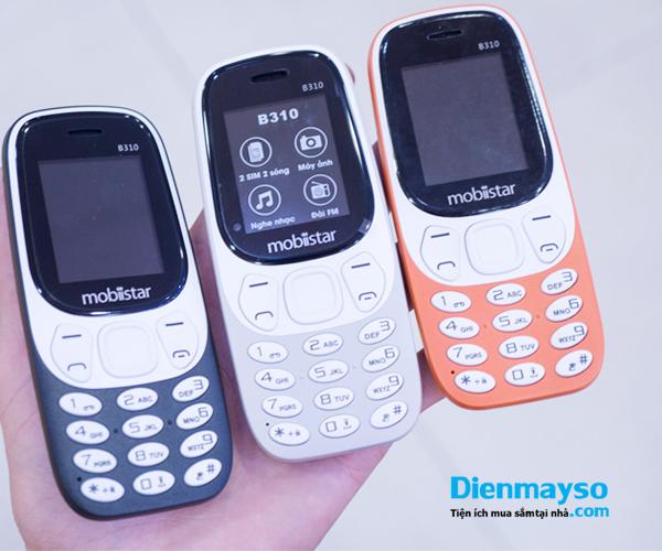 Điện thoại Mobiistar B310