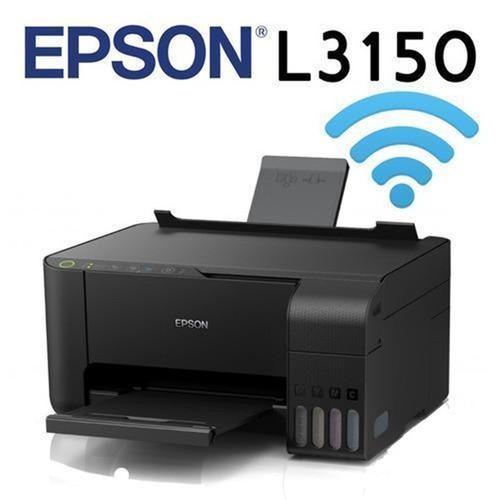Máy in phun màu Epson L3150 - Print/ Copy/ Scan/Wifi dùng mực 003 ...