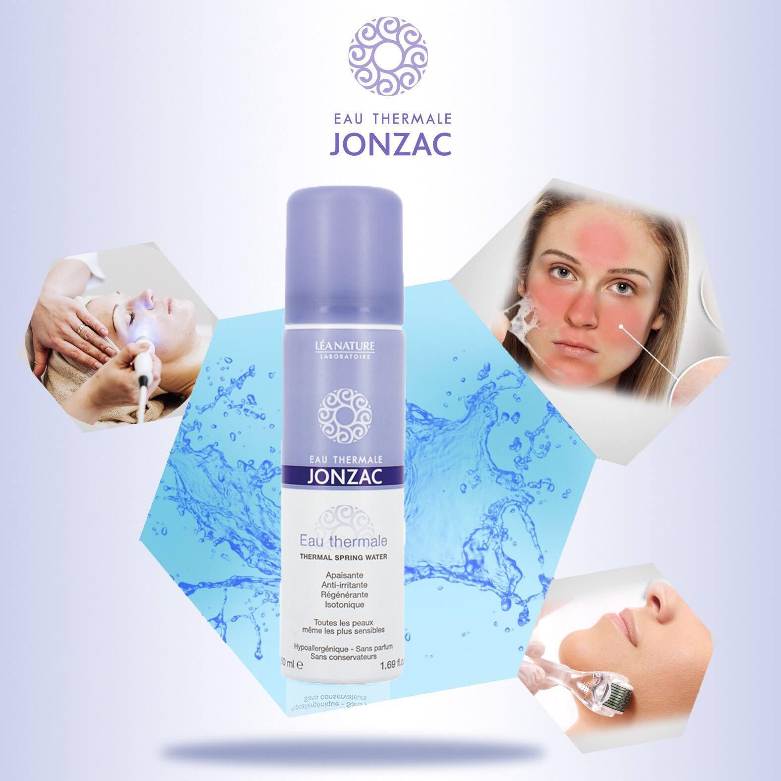 Xịt Khoáng Cấp Nước Dưỡng Ẩm Eau Thermale Jonzac Thermal Spring Water –  BellaDonna Cosmetics (HCM)