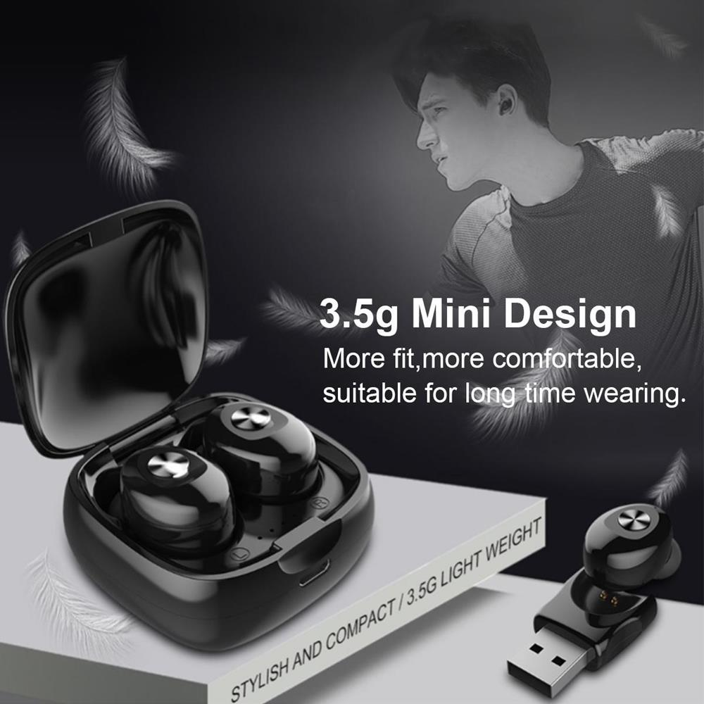 Tai-Nghe-Bluetooth-TWS-XG-12-Wireless-Sport-Headphone-V5.0-Hop-sac-350mAh-2