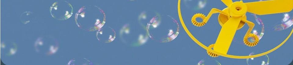 Đồ chơi cây thổi bong bóng xà phòng kèm chong chóng bay thiết kế hiện đại hoạt hình ngộ nghĩnh 5